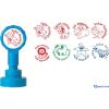 COLOP Motivációs bélyegzőN43-kék Hiányos házi feladat! ZÖLD