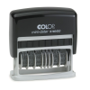 COLOP S 160 DD dupla dátumbélyegző