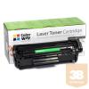 ColorWay Toner CW-H283EU, 1500 oldal, Fekete - HP CF283A (83A)