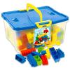 Combi Blocks: 200 db műanyag építőkocka dobozban