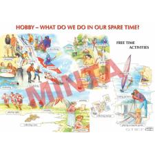 Comenius Free time activities idegen nyelvű könyv