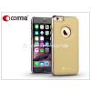 Comma Apple iPhone 6/6S valódi bőr hátlap - Comma Icon - champagne