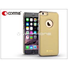 Comma Apple iPhone 6/6S valódi bőr hátlap - Comma Icon - champagne tok és táska