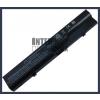 Compaq 320 4400 mAh 6 cella fekete notebook/laptop akku/akkumulátor utángyártott