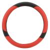 Compass Kormányvédő 37-39cm fekete-piros Color Line 31451