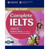 - COMPLETE IELTS SB.+KEY+CD-ROM (4-5) B1