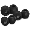 Comply Comfort Plus TSX-400 Black Assorted 3 Pair