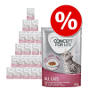 Concept for Life 24x85g - All Cats szószban