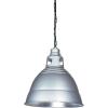 Conrad Csillár, 380 mm x 400 mm, 230 V/50 Hz, E27, max. 260 W, ezüst-szürke, SLV Para 380 165350