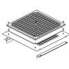 CONTEG Ventilátor keret DP-VER-06F