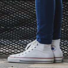 Converse Sneaker converse all star hi női cipő - m7650