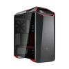 Cooler Master MasterCase MC500MT Fekete/Piros Edzett üveg (MCM-M500T-RH5N-S00)