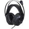 Cooler Master MasterPulse MH-320 2.0 gaming headset fekete