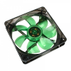 Cooltek Silent Fan 120 Green LED