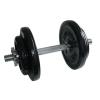 CorbySport Profi egykezes súlyzó - 20 kg