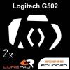 Corepad egértalp Logitech G502 Proteus Core/G502 Proteus Spectrum/G502 Hero egérhez (07967)