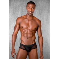 Corner69 Men shorts of lace - black - Large