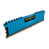 Corsair 16GB (4x4) Vengeance LPX Blue 2133MHz DDR4 CL13 1.2V XMP 2.0 Quad-channel memória