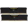 Corsair 32GB (2x16GB) 3200MHz Vengeance LPX DDR4 CL16 Black Dual-channel memória