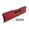 Corsair CMK16GX4M2A2400C14R 16GB 2400MHz DDR4 RAM Corsair Vengeance LPX Red CL14 (2x8GB) (CMK16GX4M2A2400C14R)