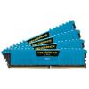 Corsair DDR4 16GB 2400MHz Corsair Vengeance LPX Blue CL14 KIT4 (CMK16GX4M4A2400C14B)