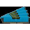 Corsair DDR4 16GB PC 2400 CL14 CORSAIR KIT (4x4GB) Vengeance Blue   CMK16GX4M4A2400C14B