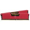 Corsair DDR4 32GB 2400MHz Corsair Vengeance LPX Red CL14 KIT2 (CMK32GX4M2A2400C14R)