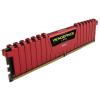 Corsair DDR4 32GB 3000MHz Corsair Vengeance LPX Red CL15 KIT4 (CMK32GX4M4C3000C15R)