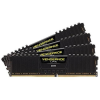 Corsair DDR4 32GB PC 3200 CL16 CORSAIR KIT (4x8GB) Vengeance Black  CMK32GX4M4B3200C16