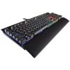 Corsair Gaming K70 Rapidfire RGB - Cherry MX Speed EU Layout (CH-9101014-EU)