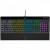 Corsair K55 RGB Pro Gaming keyboard Black US