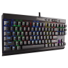 Corsair K65 LUX Cherry MX Black (NA) Mechanical Gaming billentyűzet