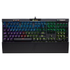 Corsair K70 RGB MK.2 Mechanical Gaming Keyboard - Cherry MX Brown; NA