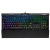Corsair K70 RGB MK.2 Mechanical Gaming Keyboard - Cherry MX Red; NA