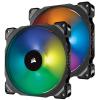 Corsair ML140 Pro RGB LED 1200RPM 140mm hűtőventilátor szett (2db)