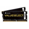 Corsair ValueSelect SO-DIMM 8GB DDR4-2133 Kit CMSO8GX4M2A2133C15