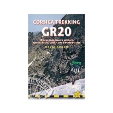 Corsica Trekking - GR20 - Trailblazer térkép