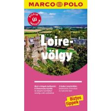 Corvina Kiadó Loire-völgy - Marco Polo térkép