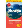 Corvina Kiadó - NORVÉGIA - MARCO POLO - ÚJ DIZÁJN, ÚJ TARTALOM!