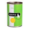 Cosma 6x400g Cosma Original aszpikban nedves macskatáp - Vegyes csomag (3 változattal)