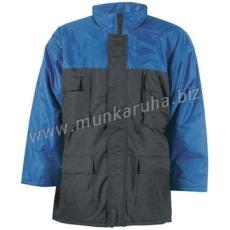 Coverguard CONNEMARA sötét-/királykék vízhatlan kabát, poliészter bélés