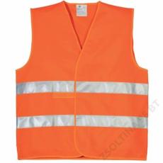 Coverguard Fényvisszaverő mellény, eco narancs