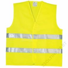 Coverguard Fényvisszaverő mellény, eco sárga