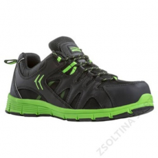 Coverguard MOVE GREEN S3 SRA cipő, alumínium lábujjvédő, zöld -39