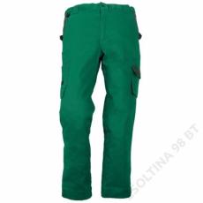 Coverguard TECHNICITY deréknadrág zöld -XL