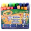 Crayola Cr 16 db különleges hegyű mosható filctoll