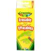 Crayola Crayola: 10 db radírvégű színes ceruza
