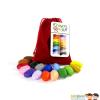Crayon Rocks - Kavicskréta Red Velvet 16 szín
