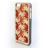 CreatiWood iPhone 5/5S gyíkos hátlap koto/padauk fából