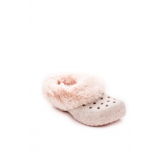CROCS 205320-6OD Clssc Mammoth Luxe Radiant Clg Rose Dust
